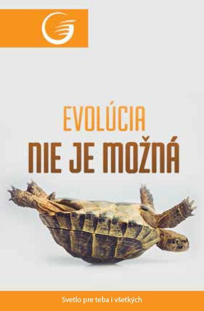Evolúcia nie je možná