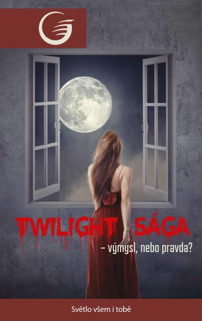 Twilight sága – výmysl,nebo pravda?
